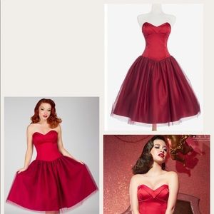 Pinup couture Laura Byrnes